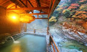 Steaming <b>Hot Springs</b> and Stunning <b>Fall</b> Colors! | JAPAN Monthly ...