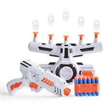 <b>Electric Suspension Shooting</b> Toys White <b>Suspension</b> Softball ...