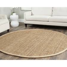 Jute Rug Living Room Round Jute Rug View Full Size Sage And Clare Round Jute Rug