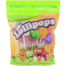 Xyloburst <b>Sugar</b>-<b>Free Lollipops Xylitol</b>