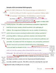 Apa annotated bibliography indentation YouTube