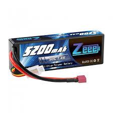 <b>Аккумулятор Zeee Power</b> 2s 7.4v 5200mah 50c