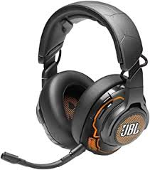 JBL USB <b>Wired</b> Over-Ear <b>Professional Gaming Headset</b> with Head ...