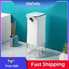 NEW XIAOMI ENCHEN Soap Dispenser <b>Pop Clean Hand</b> Washer ...