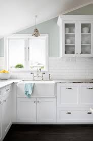 pull kitchen faucet color: kitchenwall tile with gray color also kitchen cabinet two handle kitchen faucet