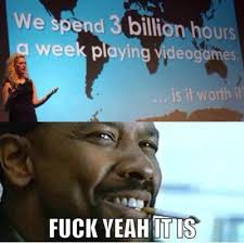 FunniestMemes.com - Funniest Memes - [We Spend 3 Billion Hours A ... via Relatably.com