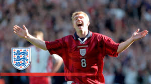 Paul Scholes' England <b>hat</b>-trick | From The <b>Archive</b> - YouTube