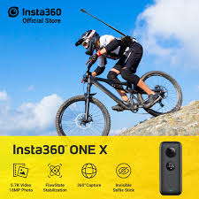 <b>Insta360 ONE X</b> Sports Action Camera <b>5.7K</b> Video camera For ...