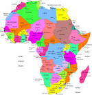african country