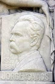 Resultado de imagen de Jorge Issac 150 años
