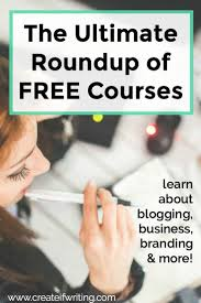 17 best ideas about online writing courses writing big dreams but a shoestring budget