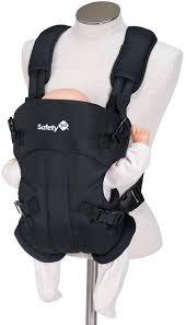 <b>Рюкзак</b>-<b>кенгуру Safety 1st Mimoso</b> (черный)
