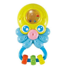 <b>Интерактивная погремушка Бамбини</b> S+S Toys 101000989 купить ...