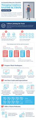 best ideas about welcome new employee hiring new hire checklist for creating a warm welcome