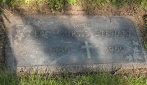 leo curtis stewart a grave memorial leo curtis stewart