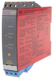 5202B2   PR Electronics <b>2 Channel Isolation</b> Barrier With NAMUR ...