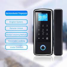 Biometric Fingerprint Door Lock USB Access Control Device Time ...