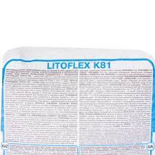 <b>Клей для плитки Litokol</b> Litoflex K81, 25 кг в Кемерове – купить по ...