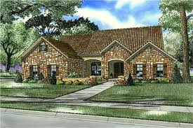 Tuscan Style House Plans and Homes   The Plan CollectionTUSCAN STYLE HOUSE PLANS