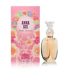 <b>Anna Sui Fairy Dance</b> Secret Wish Eau de Toilette Spray, 2.5 Ounce ...