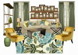 yellow living rooms pottery barn pearce sectional blue green and yellow living room set blue yellow living room