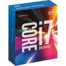 Купить <b>Процессор INTEL Core i7 6850K</b> в интернет-магазине ...