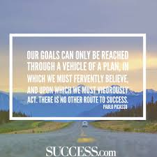 18 Motivational Quotes About Successful <b>Goal Setting</b> | SUCCESS