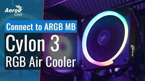 <b>AeroCool</b> Cylon 3 Air <b>Cooler</b> - How to Connect to Your Addressable ...