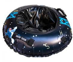 <b>Тюбинг SnowShow</b> Дизайн <b>Практик</b> Астронавт 105 см ...