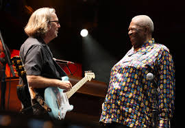 <b>Eric Clapton</b> Pays Tribute to <b>B.B. King</b>: 'He Was a Beacon' - Rolling ...