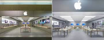apples beautiful retail stores apple office design