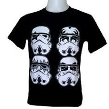 Star Wars Stormtrooper Kiss Rock Band