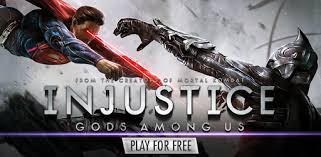 Приложения в Google Play – Injustice: Gods Among Us
