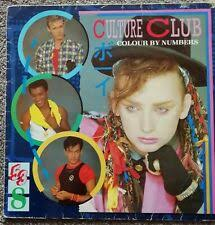 <b>culture club colour</b> by numbers products for sale   eBay