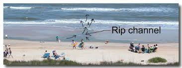 Image result for pictures of rip currents