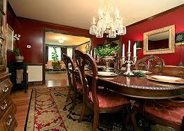 GAMBAR MODEL RUANG MAKAN KLASIK Desain Interior Ruang Makan Klasik Terbaru