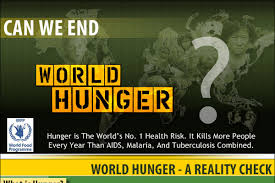 Image result for world hunger