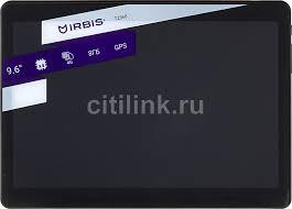 Купить <b>Планшет IRBIS TZ968</b>, 1GB, 8GB, 4G черный в интернет ...