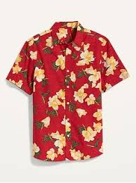 <b>Men's Short Sleeve</b> Shirts | Old Navy