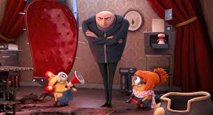 john and ken despicable humans in the end the likeable despicable me 2 lacks the charm of the original but has the minions to thank for pulling out what could have been a