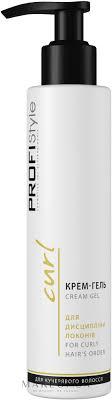 <b>Крем</b>-<b>гель</b> для дисциплины локонов - Profi Style <b>Cream</b>-<b>Gel</b> for ...