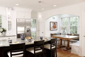 breakfast nook kitchen traditional with wood flooring breakfast nook breakfast area furniture
