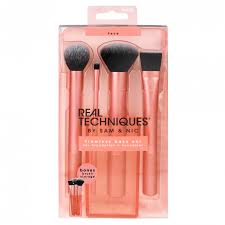Buy <b>Flawless</b> Base Brush Set 4 Piece by <b>Real Techniques</b> Online ...
