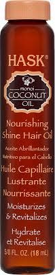 HASK Питательное <b>масло с экстрактом</b> кокоса, 18 мл — купить в ...