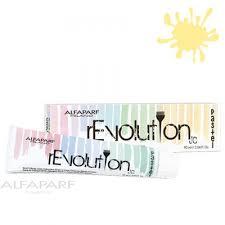 <b>Краситель прямого действия</b> Alfaparf Revolution Pastel желтый 90 ...
