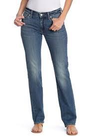 Купить Женские прямые <b>джинсы Lucky</b> Brand по выгодной цене в ...