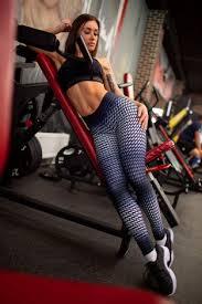 Купить спортивные лосины для <b>фитнеса</b> Bona Fide, женские ...