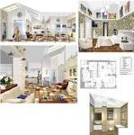 Интерьер дома и дизайн проект