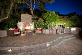 outdoor fireplace paver patio: outdoor fireplace paver patio del mar