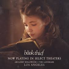 the movie date the book thief the reading date the book thief now playing los angeles